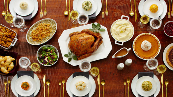 Thanksgiving Recipes: With a Fruity Twist